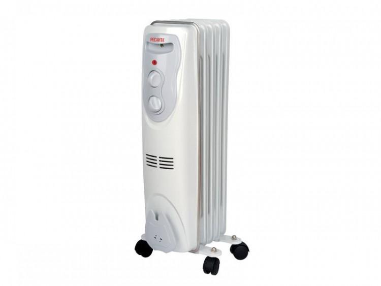 Радиатор масляный Ресанта ОМ- 7Н